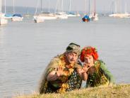 Utting: Elfen aus dem Ammersee