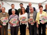 Landsberg: Zur Belohnung gab's die drei Musketiere