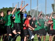 Landkreismeisterschaft: Der Pokal bleibt bei Jahn Landsberg