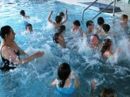 Kinsau: Vorne ist das Wasser schneller