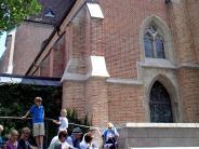 St. Ottilien: Nur vier Mal im Jahr läuten alle Glocken
