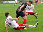 Fußball: Landsberg unterliegt dem VfL im letzten Test
