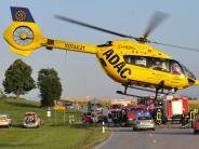 Kreis Landsberg: Ersthelfer retten Frauen aus brennendem Auto