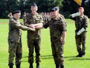 Bundeswehr: Chef in der Heimat