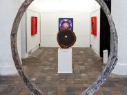 Säulenhalle: Dramatische Dimensionen