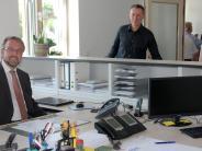 Einweihung in Vilgertshofen: Viele Wege führen jetzt ins Rathaus