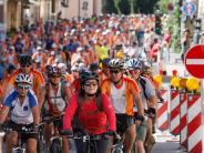 BR-Radltour: Für einen Tag Radlhauptstadt