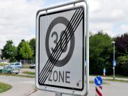 Kaufering: Tempo-30-Zonen: Landratsamt setzt Kaufering eineFrist