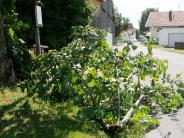 Landkreis Landsberg: Kaum Schäden nach Gewitter