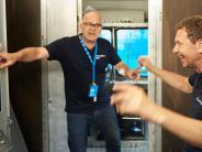 Dießen: Mit dem Foto-Truck auf die Radl-Tour