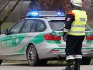 Horgau: 22-jähriger Traktorfahrer wird von eigenem Anhänger überrollt und stirbt