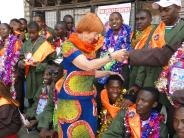 Landsberg: Für eine Zukunft in Afrika