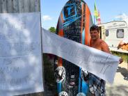Merching: Gegenwind für die Surfstation
