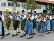 Fuchstal: Ein Dreifaches für den Dirigenten