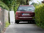 Landsberg: 85-Jähriger bleibt zwischen Hecke und Zaun stecken