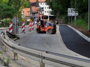 Landsberg: Neue Bergstraße: Ein Ende der Baustelle ist in Sicht