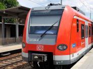 Landkreis Landsberg: S-Bahnen fahren heute Nacht nur eingeschränkt