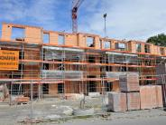Scheuring: Hier entstehen neue Wohnungen
