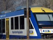 Schongau: Zug stößt mit Lkw-Anhänger zusammen: Neun Verletzte