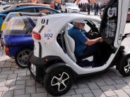 Landsberg: Die Zukunft fährt elektrisch