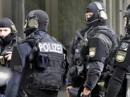 Kaufering: SEK rückt nach Bombenalarm in Kaufering an