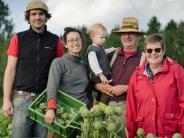 Windach: Bei ihnen gibt es Gemüse frisch vom Feld
