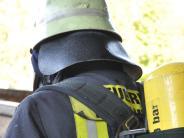 Greifenberg: Die Feuerwehr drehte das Ventil zu