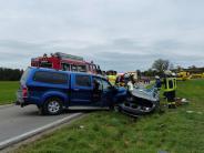 Dettenhofen: Nach Unfall: Frau bringt gesundes Kind zur Welt