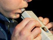 Landkreis Landsberg: Betrunkene Autofahrer halten die Polizei auf Trab