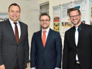 Landsberg: Ein PR-Mann führt das Jobcenter