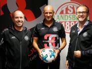 Bayernliga Landsberg: Der Neue in Landsberg hat einen klaren Plan