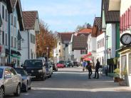 Dießen: Eine Fußgängerzone auf Probe