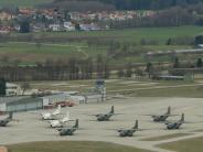 Fliegerhorst: Penzing bereitet sich auf den Tag X vor