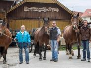 Finning: Von der Liebe zu den Pferden
