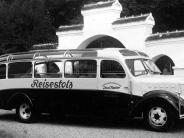 Windach: Vom Metzgerlehrling zum Busfabrikanten - und Bürgermeister