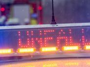 Meitingen: 80-Jährige bei Unfall in Meitingen schwer verletzt