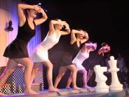Bildergalerie: Akrobatik, Choreografie und Tanz beimPrittrichinger Showabend