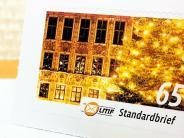 Landsberg: Weihnachtliche Grüße mit dem Historischen Rathaus