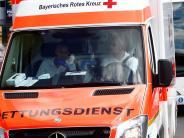 Landsberg: Radlerin kommt nach Sturz ins Krankenhaus