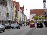 Landsberg: Wie erreichbar ist die Altstadt?
