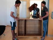 Landkreis Landsberg: Für Flüchtlinge ist ein eigenes Zimmerschon ein Gewinn