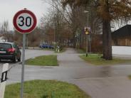 Fuchstal: Zu bestimmten Zeitendarfwieder 50 gefahren werden