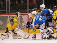 Eishockey Landsberg: Zittersieg mit großem Unterhaltungswert