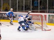 Eishockey Landsberg: Mit allen Mitteln gekämpft
