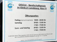 Landsberg: Gesola muss aufhören