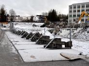 Landkreis Landsberg: Der Sturm zerrt an den Nerven, an Bauzäunen und Bäumen