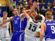 Landsberg: Basketballer rutschen als Letzter ins neue Jahr