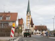 Landkreis Landsberg: Straßenausbaubeiträge: Der Druck auf die Gemeinden sinkt
