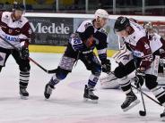 Eishockey Landsberg: HCL gewinnt das letzte Spiel