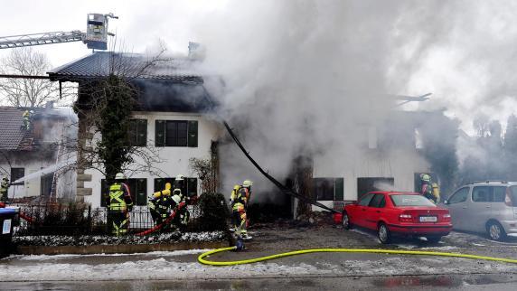 Region: Nach dem Denklinger Großbrand sind die Opfer auf Wohnungssuche